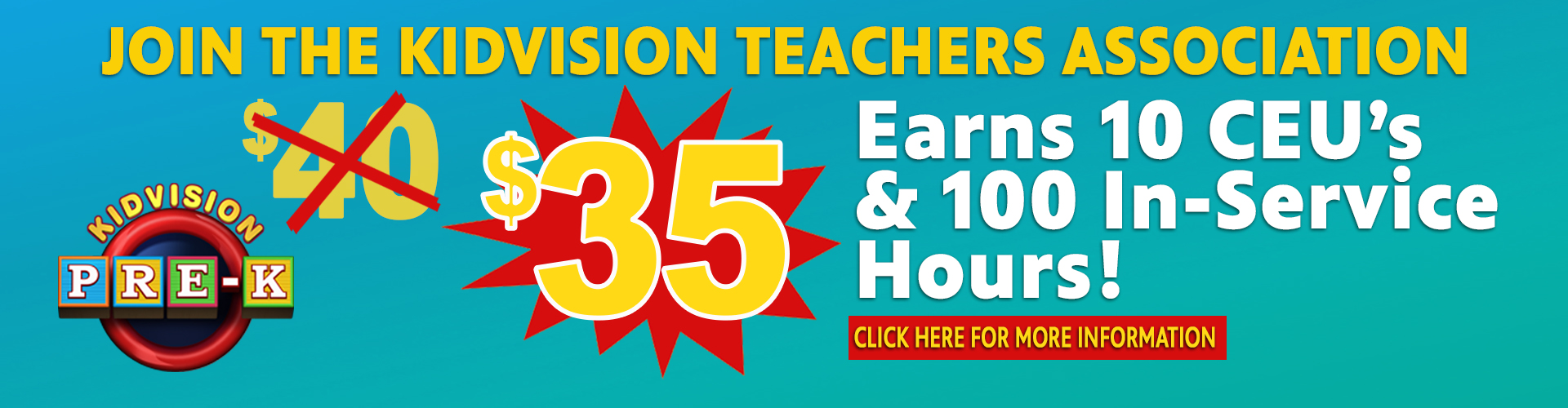 Teachers Association Discount